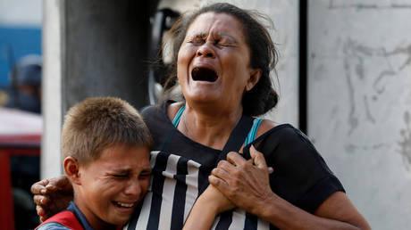 Βενεζουέλα: 400.000 πρόσφυγες έχουν καταφύγει στο Περού