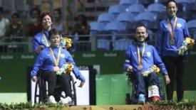 Δεύτερο παγκόσμιο μετάλλιο στο Μπότσια για την Ελλάδα!