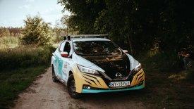 Διανύοντας 16.000 χιλιόμετρα με το νέο Nissan Leaf! (pics & vid)