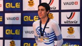 Δύο μετάλλια και ρεκόρ στο Ευρωπαϊκό Εφήβων ο Καρατσιβής! (pics)