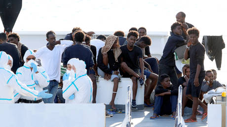 Επικρίσεις ΟΗΕ προς Ιταλία-ΕΕ: Επικίνδυνο και ανήθικο να θέτεις σε κίνδυνο ζωές προσφύγων