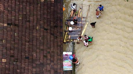 Ινδία: Ξεπέρασαν τους 400 οι νεκροί από τις φονικές πλημμύρες