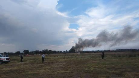 Ινδονησία: Οκτώ νεκροί σε συντριβή αεροσκάφους-Επέζησε ένας 12χρονος