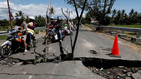 Ινδονησία: Σεισμός  6.2 Ρίχτερ έπληξε το Λόμποκ