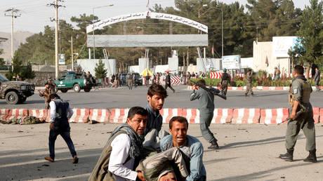 Καμπούλ: Τουλάχιστον 48 νεκροί από βομβιστική επίθεση