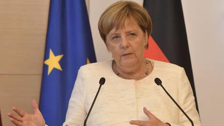 Μέρκελ: Καμία απόφαση ακόμα για τους επικεφαλής ΕΚΤ και Κομισιόν