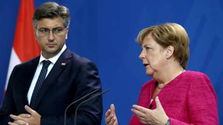 Μέρκελ: Το μίσος στον δρόμο δεν έχει θέση στη Γερμανία