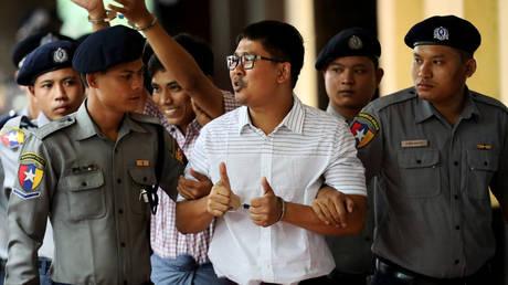 Μιανμάρ: Αναβολή της ετυμηγορίας για τους δύο δημοσιογράφους του Reuters