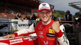 Μικ Σουμάχερ: «Θέλω να πετύχω νίκες στη Formula 1»