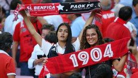 Μπενφίκα: Ερχεται τη Δευτέρα στη Θεσσαλονίκη