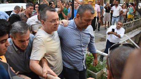Νέο «όχι» της Τουρκίας στην απελευθέρωση του Μπράνσον