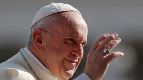 Πάπας Φραγκίσκος: Η καθολική εκκλησία δεν έδρασε όπως έπρεπε στο θέμα της παιδεραστίας
