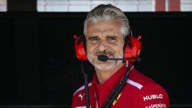 Περήφανοι στη Ferrari για το αυτοκίνητό τους