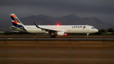 Περού: Απειλή για βόμβα σε αεροσκάφος της LATAM