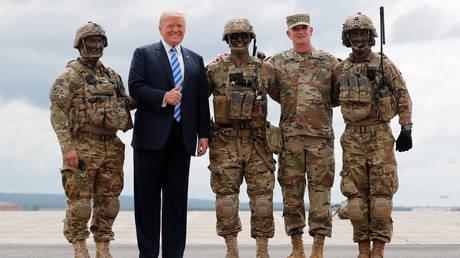 Πολυδάπανη η παρέλαση που επιθυμεί ο Τραμπ για να τιμήσει τον στρατό των ΗΠΑ