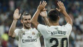 Ρεάλ Μαδρίτης – Χετάφε 2-0 (vid)