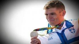 Σαν σήμερα: Η «θρυλική» κούρσα  του Γιαννιώτη στο Ριο και το ασημένιο μετάλλιο