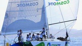 Στη Χίο έφτασαν τα σκάφη της Aegean Regatta