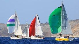 Στη Χίο τα σκάφη της Ρεγκάτας του Αιγαίου