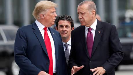 Στο «κόκκινο» η αντιπαράθεση: Η Ουάσινγκτον έτοιμη να επιβάλει νέες κυρώσεις στην Τουρκία