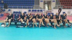 Στο Ζαπορόζιε για τη τρίτη νίκη οι γυναίκες