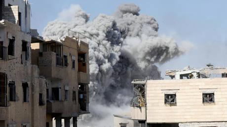 Συρία: Τουλάχιστον 53 νεκροί από αεροπορικές επιδρομές στην Ιντλίμπ και στο Χαλέπι