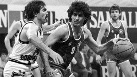 Τα «κανόνια» του ελληνικού Πρωταθλήματος: Τάκης Κορωναίος