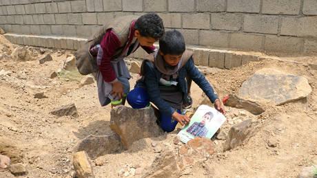 Υεμένη: Τουλάχιστον 22 παιδιά σκοτώθηκαν από αεροπορική επίθεση