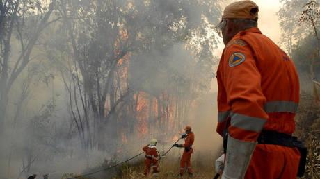 Υπό έλεγχο η μεγάλη πυρκαγιά στην Κύπρο – Συνελήφθη ένα άτομο