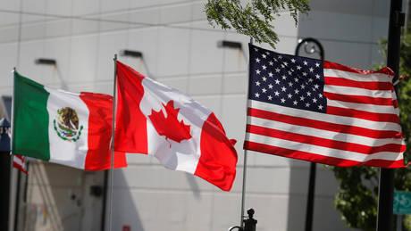 Χωρίς συμφωνία έληξαν οι διαπραγματεύσεις ΗΠΑ-Καναδά για τη NAFTA