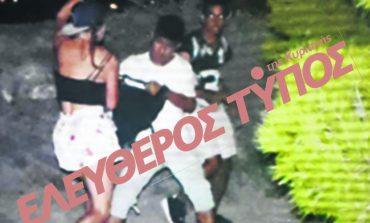 Αποκλειστικό ντοκουμέντο του Ε. Τ. με την επίθεση σε Γερμανίδα τουρίστρια στου Φιλοπάππου