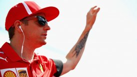O Ραϊκόνεν θα συνεχίσει έως το 2020 στη Ferrari