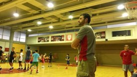 Tζάμπολ στα «ερυθρόλευκα» try outs (pics)