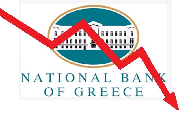 Υπό… «Εθνική» πίεση το Χρηματιστήριο Αθηνών υποχώρησε στις 754 μονάδες