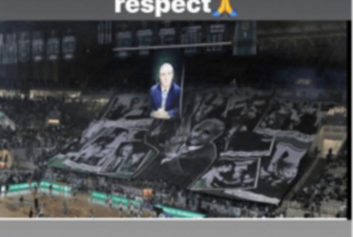 «Μπούρου» για Παύλο Γιαννακόπουλο: «Σεβασμός»