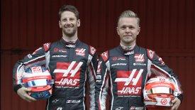 «Πιστή» στους δύο οδηγούς της παραμένει η Haas για το 2019
