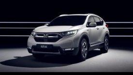 Έτοιμο για την ευρωπαϊκή αγορά το υβριδικό Honda CR-V