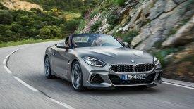 Έως και 340 ίπποι για τη νέα BMW Z4