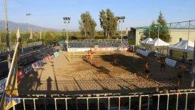 Όλα έτοιμα στο Αγρίνιο για το 1ο Eυρωπαϊκό τουρνουά FootVolley! (pics)