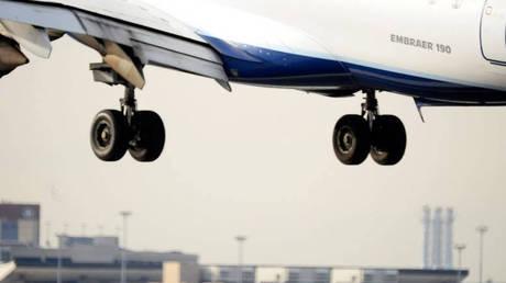 Αναγκαστική προσγείωση αεροσκάφους στην Πάφο