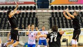 Αυλαία με νίκη στο 1ο Διεθνές τουρνουά βόλεϊ Θεσσαλονίκη