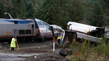 Αυστρία: Σύγκρουση τρένου με λεωφορείο, ένας νεκρός, 11 τραυματίες