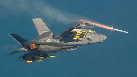 Βάπτισμα πυρός για το νέο F-35B σε βομβαρδισμό κατά των Ταλιμπάν
