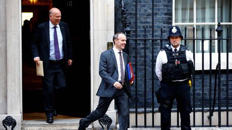 Βεβαιότητα Λονδίνου για συμφωνία για το Brexit