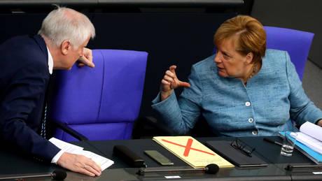 Γερμανία: Συνεδρίαση του κυβερνητικού συνασπισμού για την υπόθεση Μάασεν