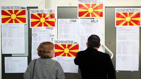 Δημοψήφισμα Σκόπια: Έκλεισαν οι κάλπες – Πότε αναμένονται τα πρώτα αποτελέσματα