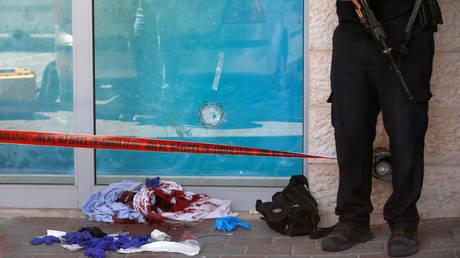 Δυτική Όχθη: Σοβαρός τραυματισμός Ισραηλινού μετά από επίθεση με μαχαίρι