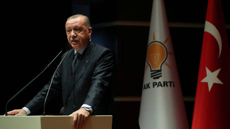 Ερντογάν: Οι ΗΠΑ πίσω από την «απεχθή οικονομική επίθεση» κατά της Τουρκίας