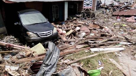 Ινδονησία: Στους 420 οι νεκροί – Το χρονικό των σεισμών στο φονικό «Δαχτυλίδι της Φωτιάς»