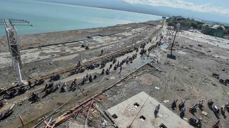 Ινδονησία: Στους 832 οι νεκροί από το σεισμό και το τσουνάμι